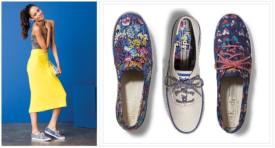 Keds Liberty Collection