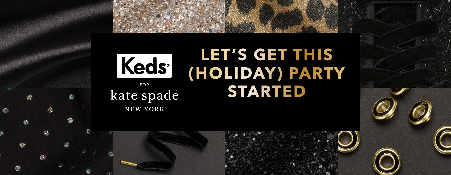 kate spade new york x keds holiday styles