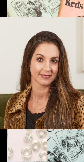 Lisa Lewis, Vice President of Marketing