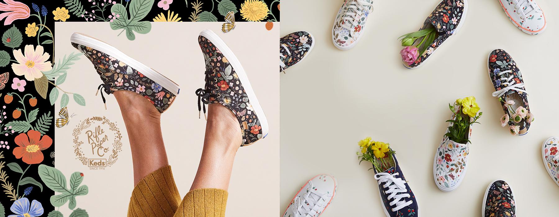 Rifle Paper Co Shoes shoes
