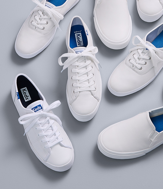 Keds Champion sneakers in various colors.