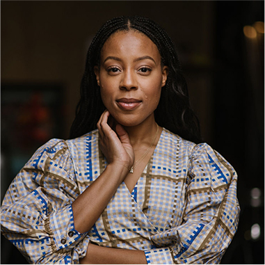 Alana Mayo, head of production and development at production company Outlier Society, speaks about the importance of using your own power to lift others up.