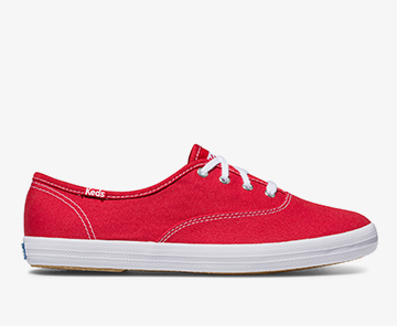 Red Champion Sneaker