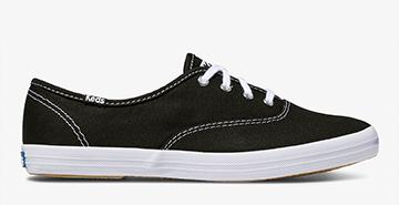 Black Champion Sneaker