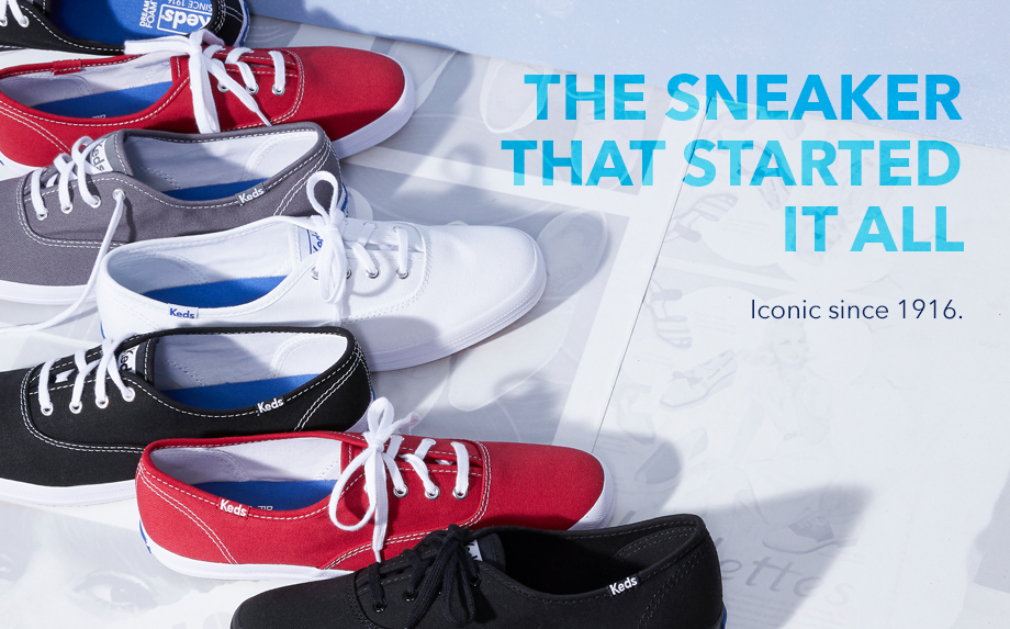 The sneaker that started it all.  Iconic since 1916.