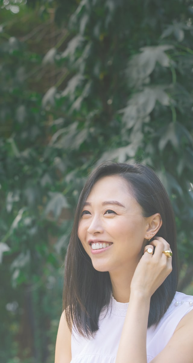 Sarah Pajii Yoo.