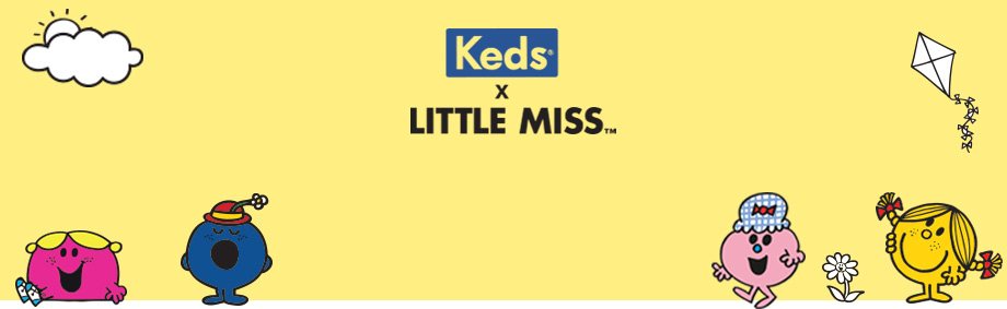 Keds x Little Miss