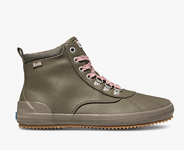 Olive Scout Boot