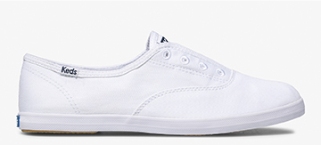 White Chillax Sneaker