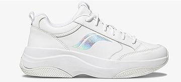 White K-89 Sneaker