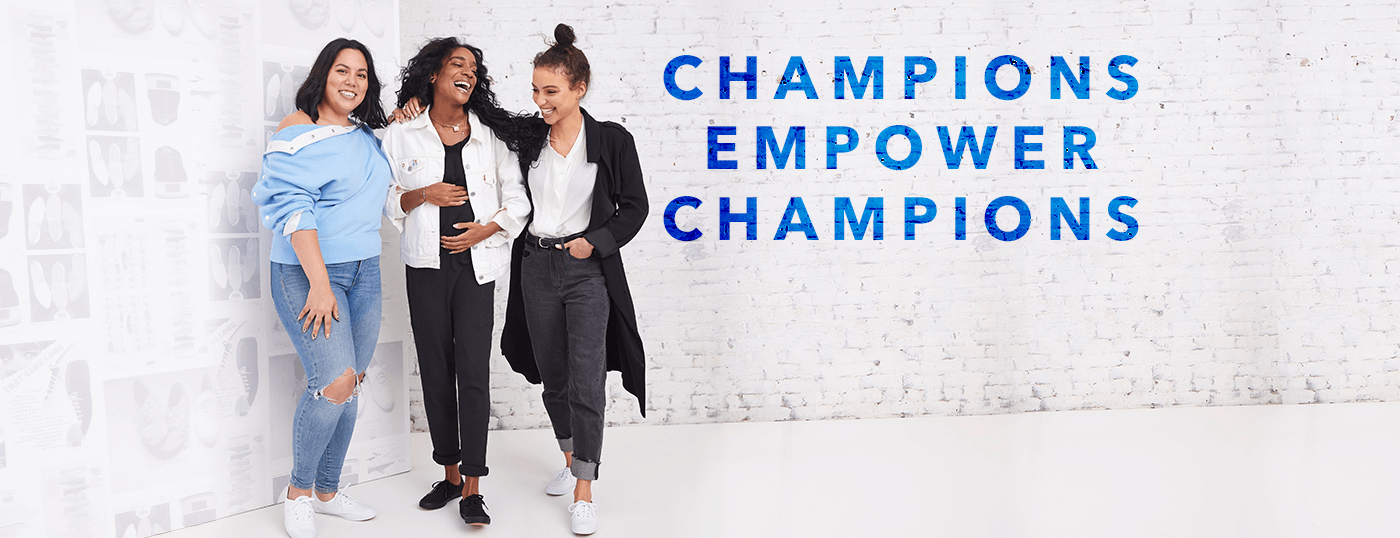 Champions Empower Champions