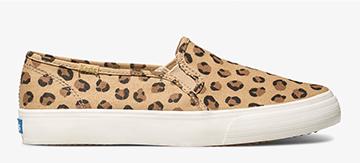 Leopard Double Decker Sneaker