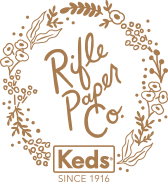 Rifle Paper Co. x Keds