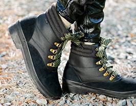 Keds boots.