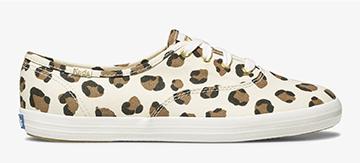 Leopard Print Champion Sneaker