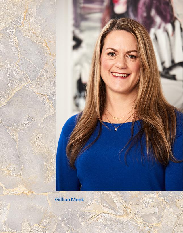 Gillian Meek