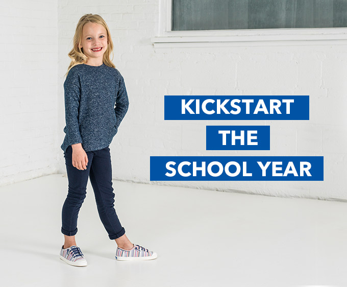KICKSTART THE SCHOOL YEAR