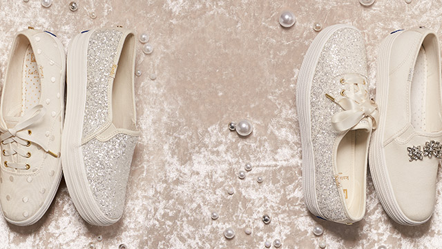 Wedding Sneakers Bridal Shoes Keds