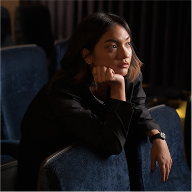 Rose Aksornsawang on being a young director, forging connections through film, and the importance of telling your personal story.