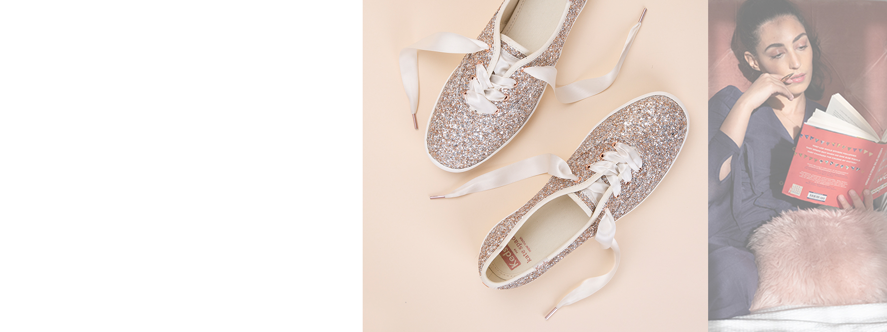 Shoes that make you shine like the bright burning star that you are!