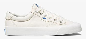 White Crew Kick 75 Sneaker