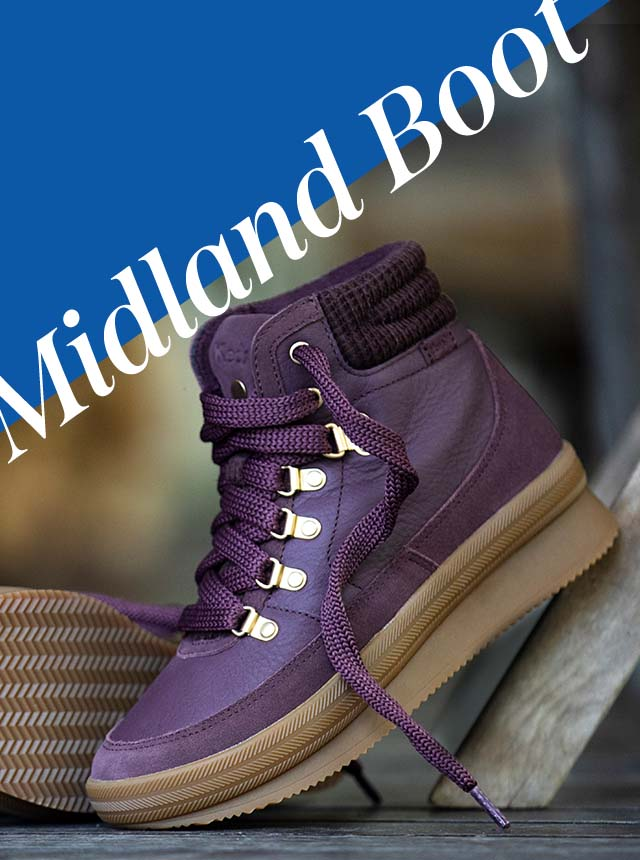 Midland Boot Luxe Leather w/ Thinsulate™