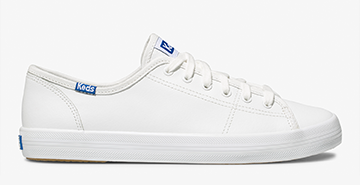 White Kickstart Sneaker