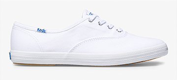 The White Champion Sneaker