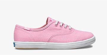 Kids' Pink Champion Sneaker