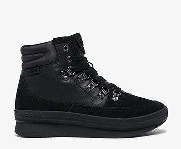 Black Midland Boot