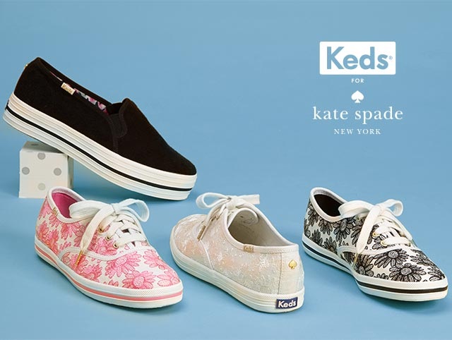 a2d6bb791e Kate Spade Shoes in the Keds x kate spade new york Collection