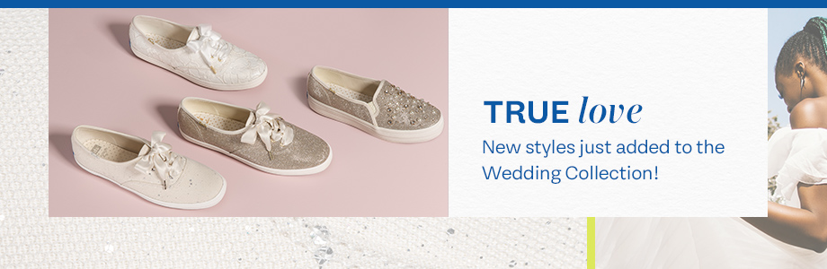 True love New styles just added to the Wedding Collection