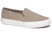 Double Decker Perf Suede Shoe