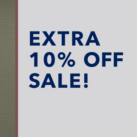 Extra 10% off sale!