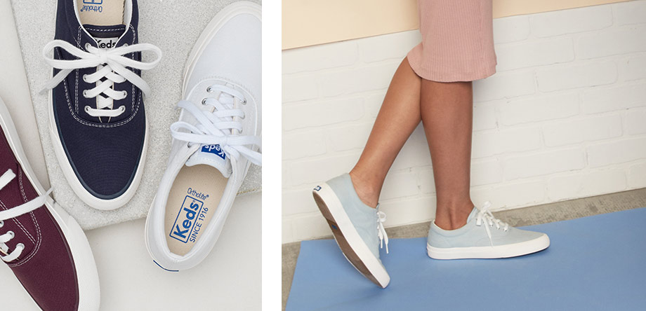 Keds Anchor Chambray Sneakers cRU5dsXAxC