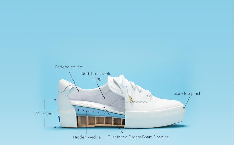 New Rise Sneaker
