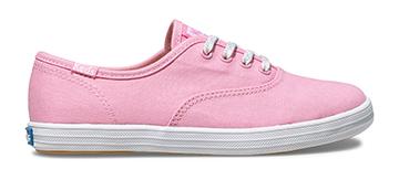 Kids Pink Champion Sneaker