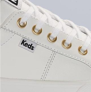 Keds Jump Kick Duo Leather Shoe.