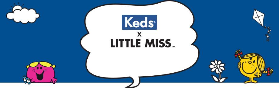 Keds x Little Miss