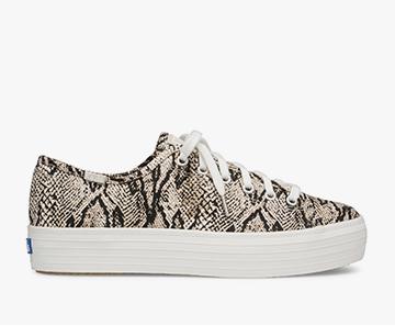 Snake Triple Kick Sneaker
