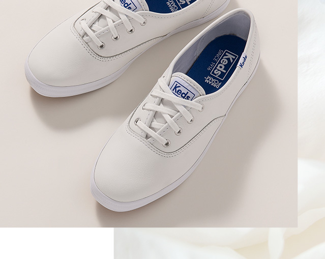 Keds Canvas Sneakers & Classic Leather Shoes Keds  Keds