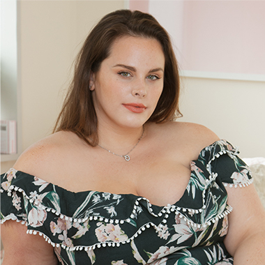 Morgan Louise, NYC fashion model, on her journey toward finding confidence and how she nailed her dream job through self-advocacy.