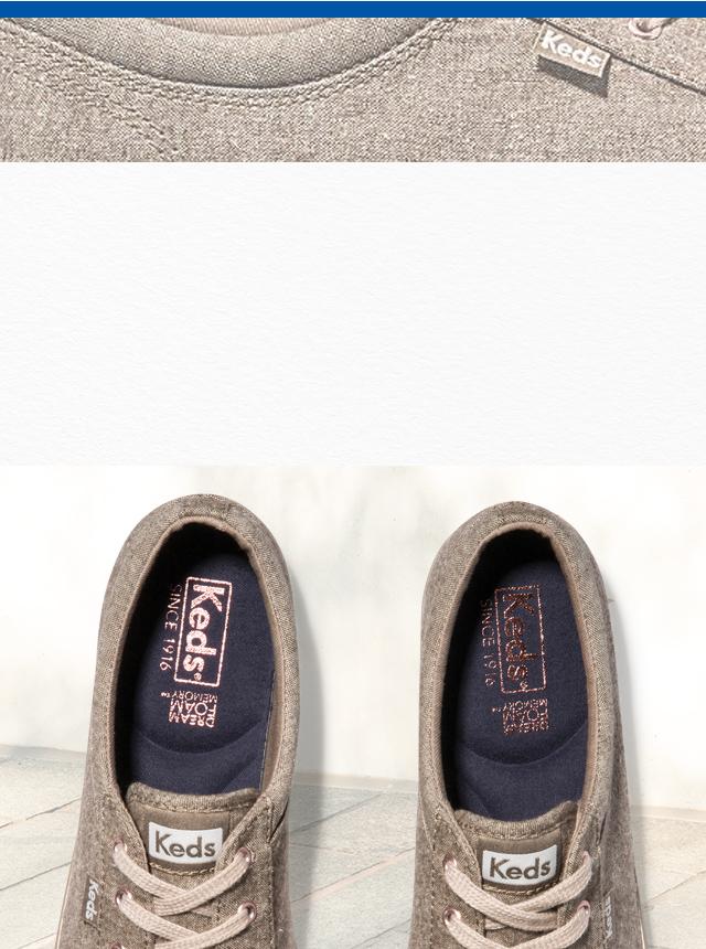Keds Comfort Shoe Background