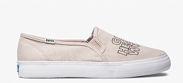 The Keds x The Bee & The Fox Double Decker 'Good Hearted Woman' sneaker