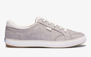 Keds Double Decker Leather Shoe