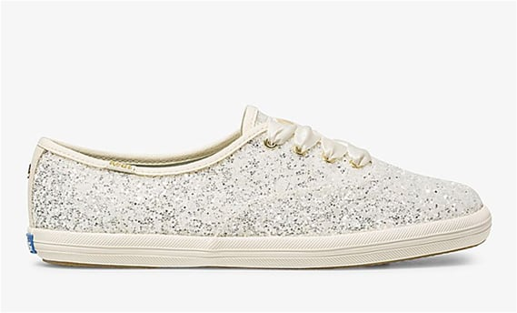 Keds x kate spade new york Champion Glitter Shoe