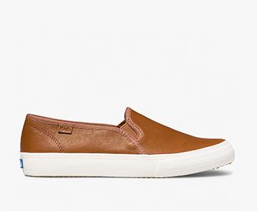 Cognac Double Decker Sneaker