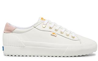 White Leather Demi TRX
