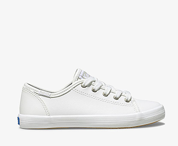 Big Kid Kickstart Leather Sneaker