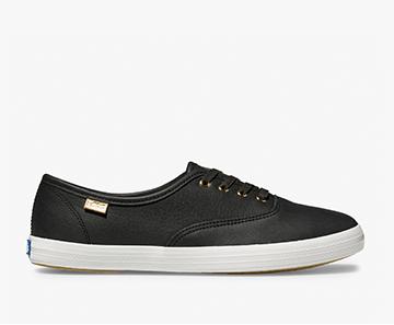 Black Champion Luxe Sneaker